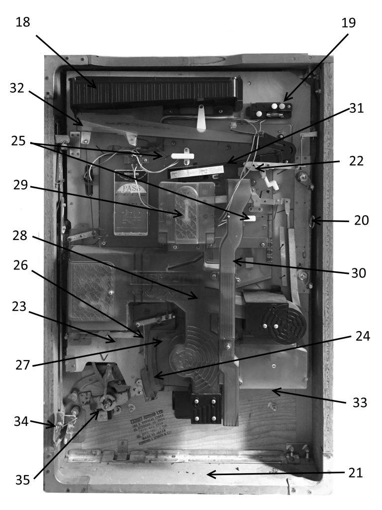 Parts Of Pachinko Machine Pachinko Man