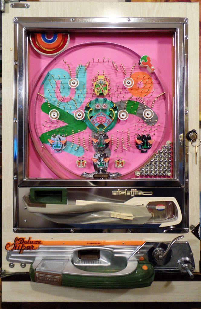 1975 Nishijin Pink Crab